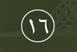 المجلس السادس عشر: باب صوم الدهر